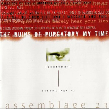 Assemblage 23 - Contempt (1999)
