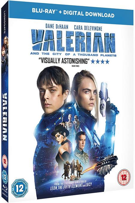 Valerian and the City of a Thousand Planets (2017) 1080p Bluray x265 10Bit AAC 7.1-GetSchwifty