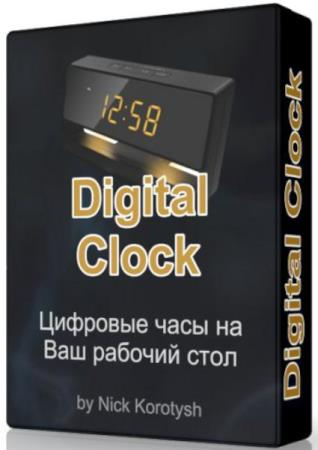 Digital Clock 4.6.0