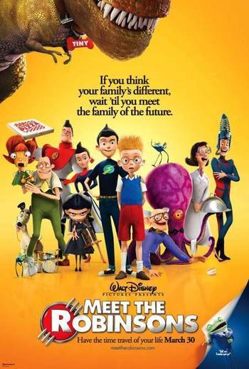 Meet The Robinsons (2007) 720p AC3 BRRip XViD-RemixHD