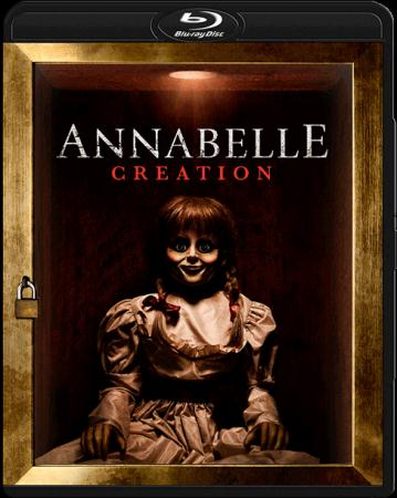 Annabelle 2 Creation 2017 720p BRRIP X264 AC3 DiVERSiTY