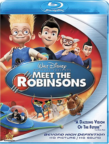 Meet the Robinsons 2007 720p BluRay x264-x0r