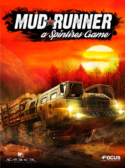 Spintires: MudRunner [Update 1] (2017) by xatab