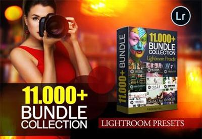 InkyDeals - 11.000+ Advanced Lightroom Presets Collection