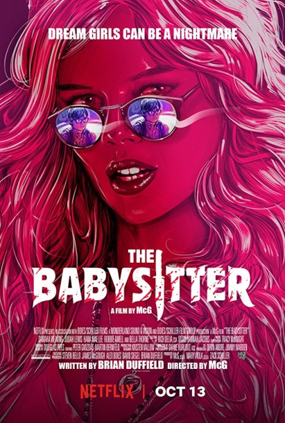 The Babysitter (2017) 1080p BluRay x264-PhysKids