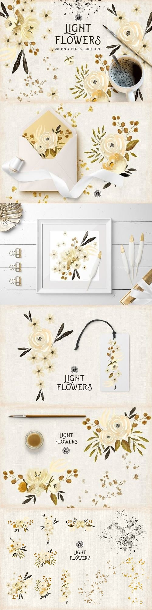 Light Flowers - 1366272