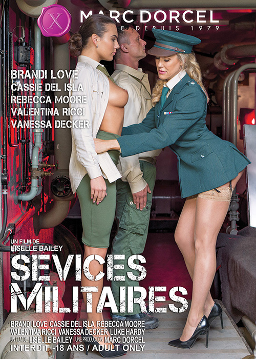 Военная Служба / Sevices Militaires (2017) WEB-DL