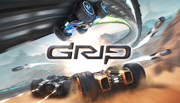 Grip_ Combat Racing [v 1.3.0 + DLCs] (2016) SpaceX