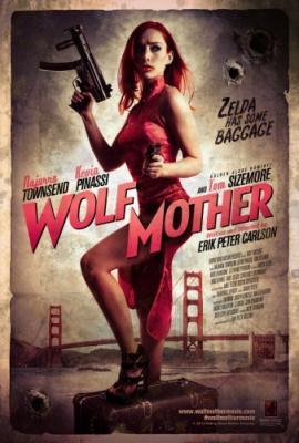 Мать-Волчица / Wolf Mother (2016) WEBRip 720p