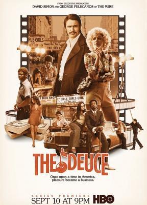 ������ / The Deuce [�����: 2, �����: 1-8] (2018) WEB-DL 720p |NewStudio