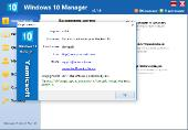 Windows 10 Manager 2.1.9 Final RePack (& Portable) by elchupaсabra (x86-x64) (2017) [Eng/Rus]