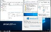 Windows 10 Pro 17035.1000 rs4 Prerelease ZZZ++ by Lopatkin (x86-x64) (2017) [Rus]