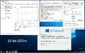 Windows 10 Pro 17035.1000 rs4 Prerelease ZZZ++ v2 by Lopatkin (x86-x64) (2017) [Rus]