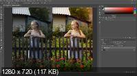 Качественное усиление резкости в photoshop (2017)