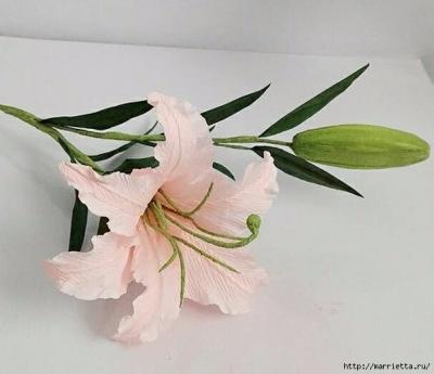 Цветы из гофрированой бумаги Db27f9853bf5c8d0e09a41be2f9470c2