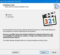 K-Lite Codec Pack 13.6.5 Mega/Full/Standard/Basic + Update