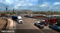 American Truck Simulator (2016-2018/RUS/ENG/Multi/RePack by xatab)