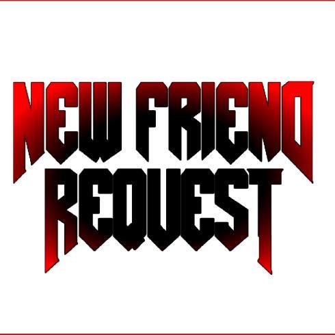 New Friend Request - Zavar a lárma (Single) (2017)