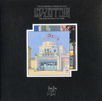 Led Zeppelin – The Song Remains The Same (1976)[2CD, 2007. Swan Song R2-513936, Japan,   Remastered]