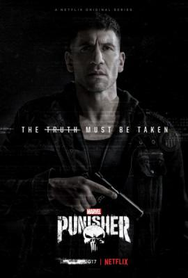 Каратель / The Punisher [Сезон: 1] (2017) WEBRip 720p