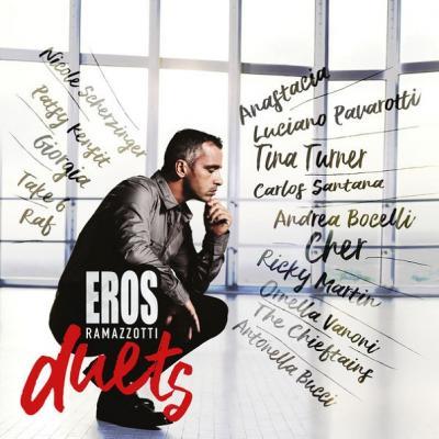 Eros Ramazzotti - Eros Duets (2017) FLAC