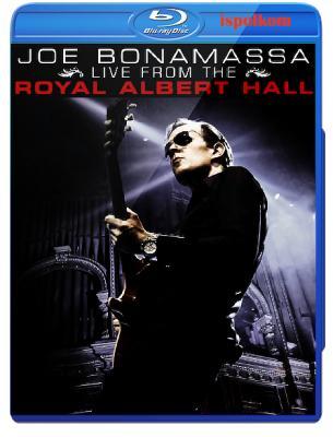 Joe Bonamassa - Live From The Royal Albert Hall (2010) BDRip 1080p