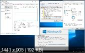 Windows 10 Enterprise 17040.1000 rs4 Prerelease PIP by Lopatkin (x86-x64) (2017) [Rus]