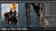 Сумеречная охота. Меховой видеоурок photoshop (2017)