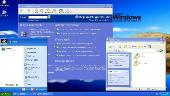 Windows XP Pro SP2 Edition 5.2.3790 Update Oct2017 (x64) (2017) [Eng/Rus]