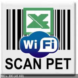 XSCANPET barcode scanner&inventory&Excel&wifi scanner v5.81 [Android]