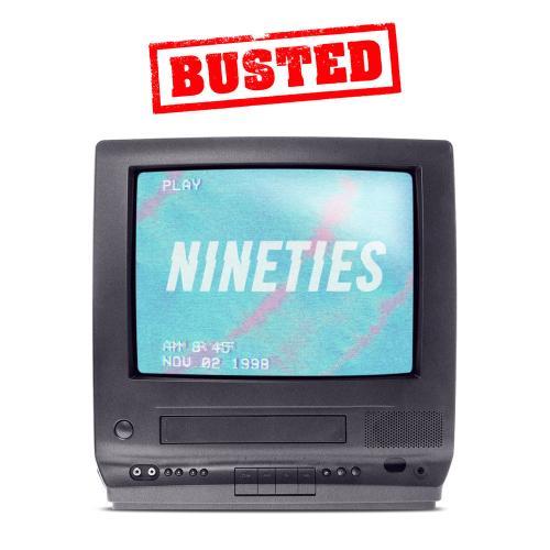 Busted - Nineties (Single) (2018)