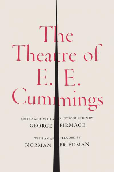 The theatre of E E  Cummings