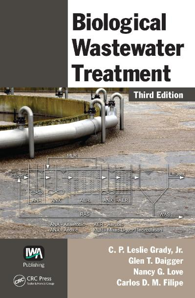 Biological Wastewater Treatment, 3rd Edition