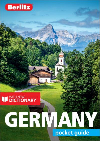 Berlitz Pocket Guide Germany (Berlitz Pocket Guides), 5th Revised Edition