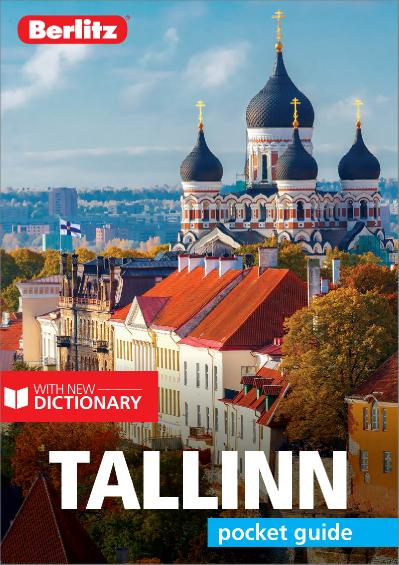 Berlitz Pocket Guide Tallinn (Berlitz Pocket Guides), 3rd Edition