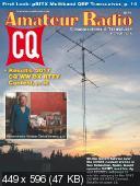 CQ Amateur Radio №1-6, 8-11  (2018)