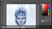 Обработка зимних фото в фотошоп (2018) PCRec