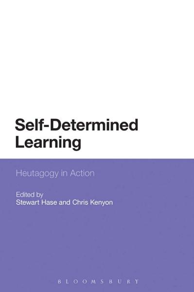 Self-determined learning heutagogy in action