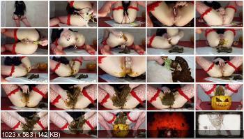 Solo Scat (Anna Coprofield) Happy Halloween [FullHD 1080p] Masturbation, Toya, Anal