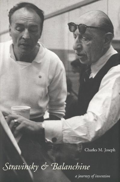 Stravinsky & Balanchine a journey of invention