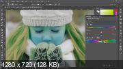 Грамотное применение экшенов в фотошоп