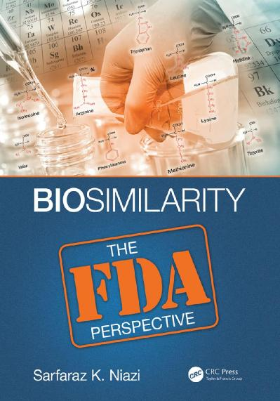 Biosimilarity The FDA Perspective