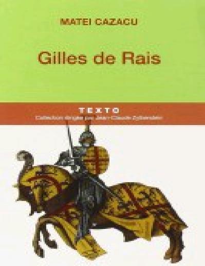 Matei Cazacu, Gilles de Rais