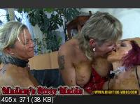 Hightide Scat: (Kira, Molly, Sexy) - MADAM'S DIRTY MAIDS [SD] - Lesbians, Farting