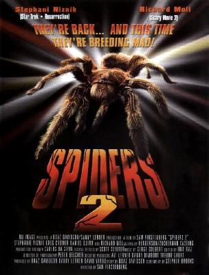 Пауки 2 / Spiders 2: Breeding Ground (2001)