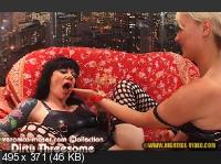 Veronica Moser, Veronika, Hans SD VM38 - DIRTY THREESOME [Poop, Defecation, Extreme Scat, Scatology, Group]
