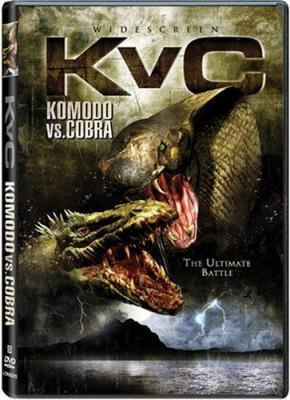 Комодо против кобры / Komodo vs. Cobra (Island of Beasts) (2005)