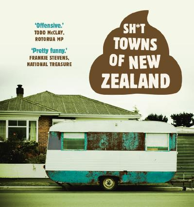 Sht Towns of New Zealand