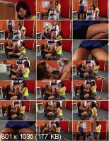 Cherri And Clea Gaultier - One Arm Problem [SD 400] PureCFNM