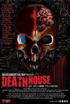 Дом смерти / Death House (2017)